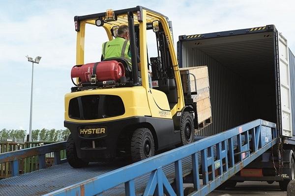 Hyster propone nuove soluzioni per aumentare l'efficienza operativa