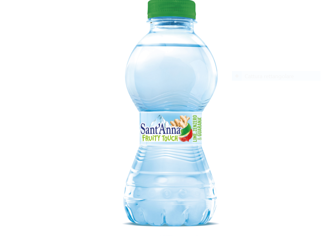Acqua Sant'Anna propone la linea Fruity Touch