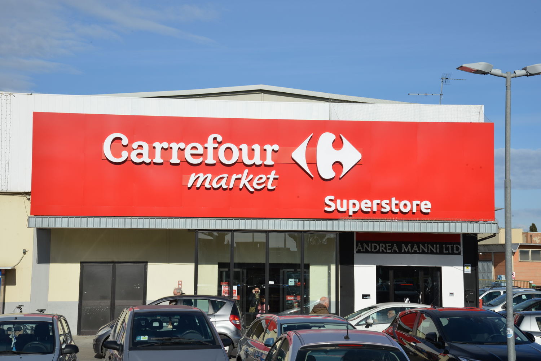 Carrefour: al via il cambio d'insegna dei pdv Apulia Distribuzione ed Etruria Retail