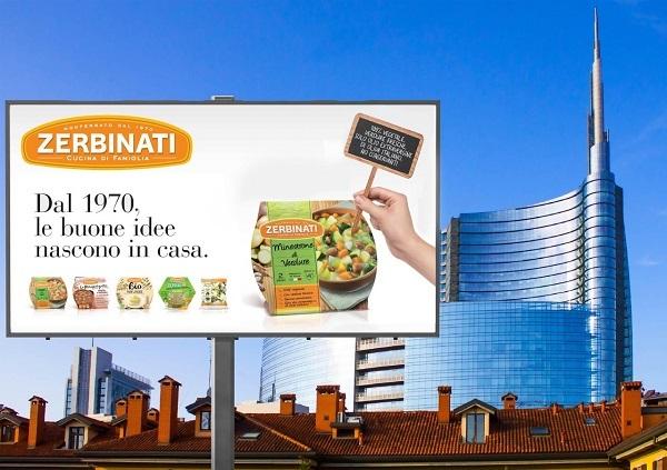 Zerbinati, al via la nuova campagna pubblicitaria