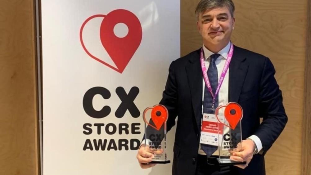 Conad Nord Ovest premiato alla prima edizione di CX Store Award