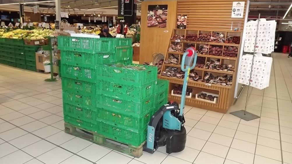 Unicoop Tirreno sceglie i carrelli Baoli per i suoi pdv