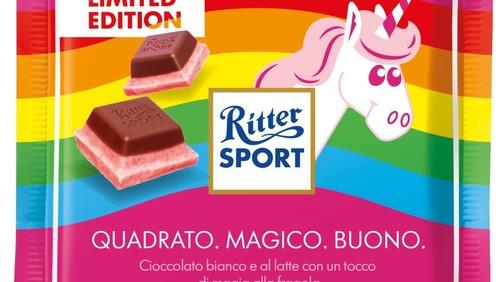 """Ritter sport: si alla limited edition """"Quadrato. Magico. Buono"""""""