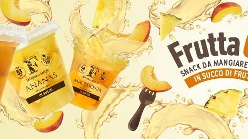 Fattoria dei Sapori:  un nuovo modo di consumare la frutta