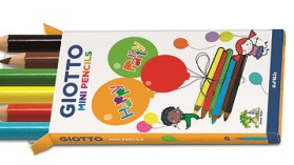 Giotto Mini Pencils