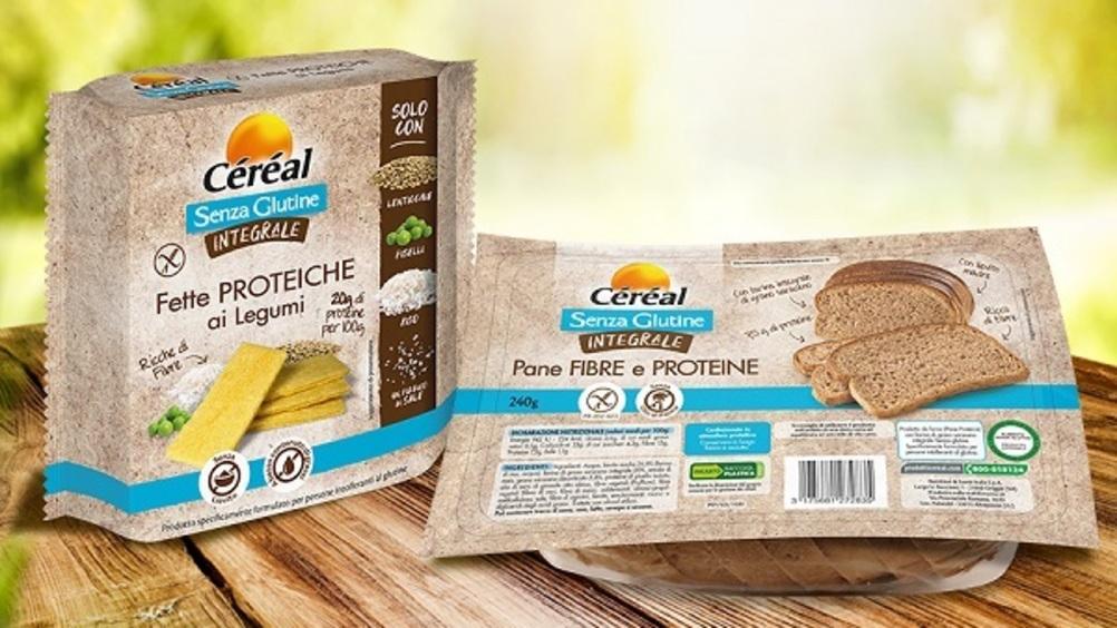 Céréal arricchisce la linea Integrale Senza Glutine