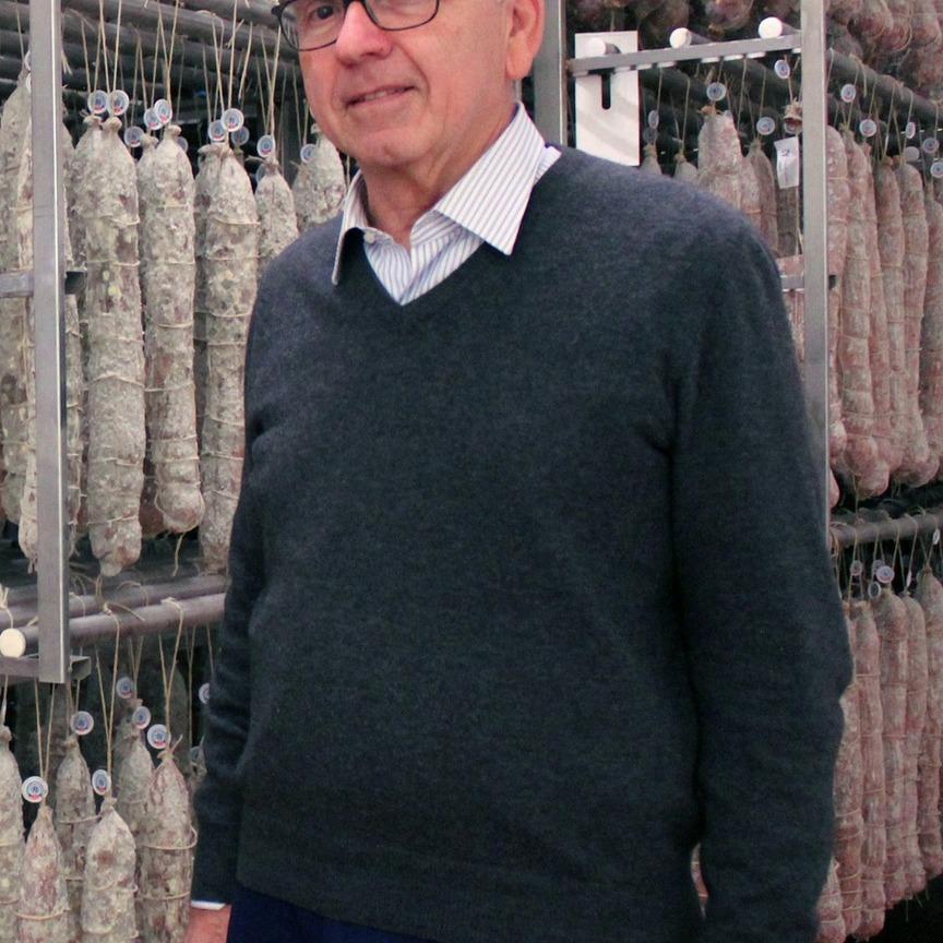 Il nuovo presidente del Consorzio Salame Felino IGP è Umberto Boschi