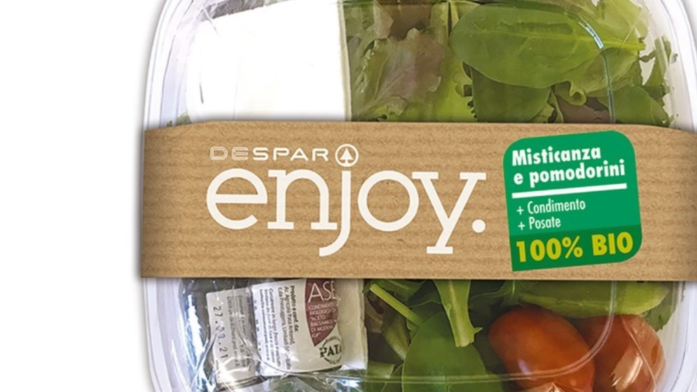 "​Despar enjoy: la linea ""food to go"" si arricchisce di nuove insalate"