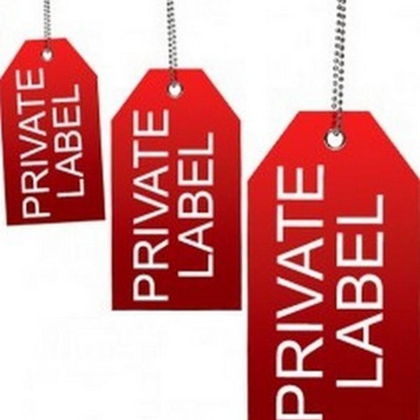 Private label in crescita nei primi sette mesi dell'anno
