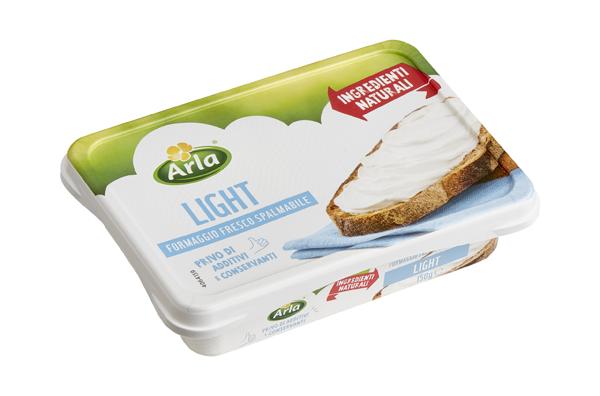 Arla Foods entra nel mercato italiano degli spalmabili