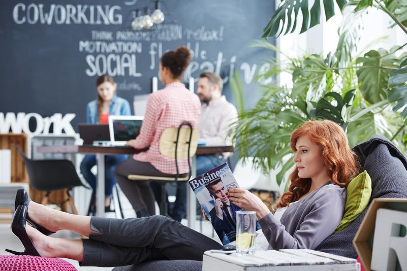 Usa: il lavoro flessibile conquista i centri commerciali