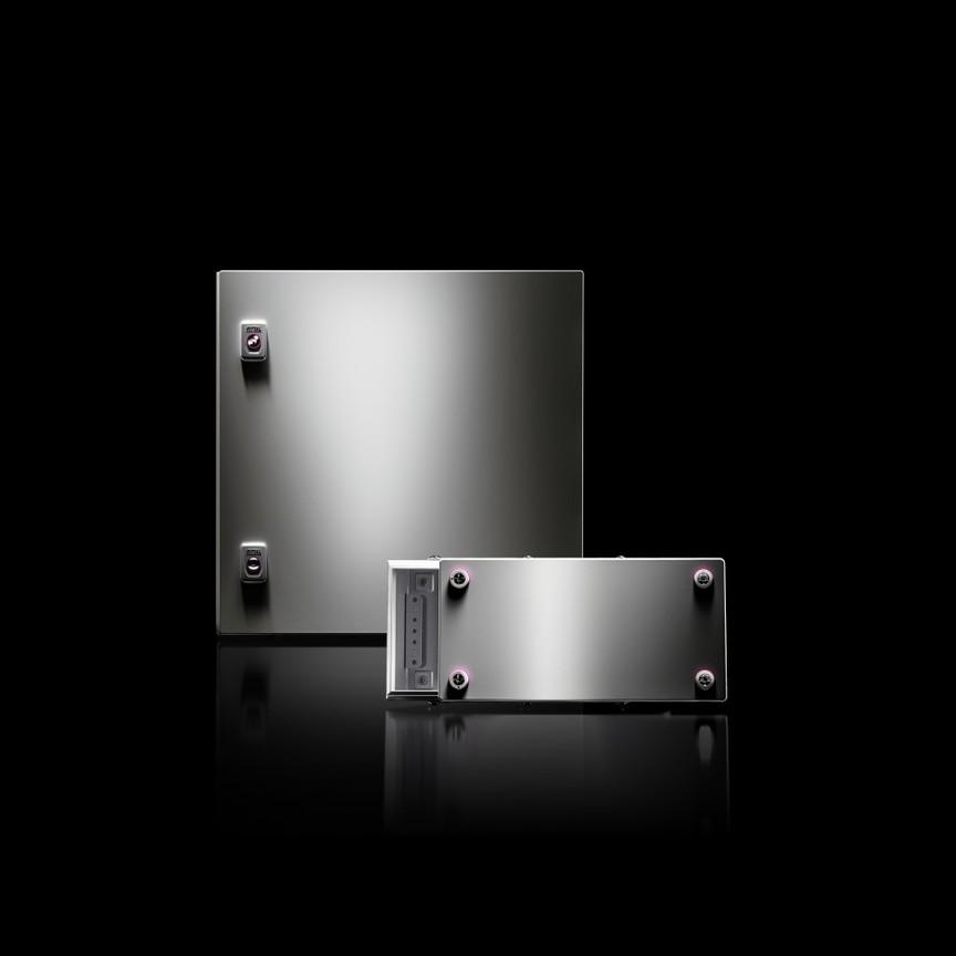 Da Rittal i nuovi armadietti compatti AX e i contenitori di piccole dimensioni KX