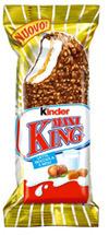 Ferrero lancia Kinder Maxi King