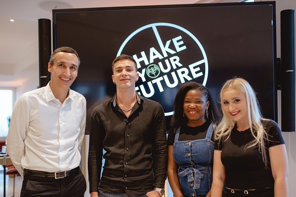 "Bacardi, al via l'iniziativa ""Shake Your Future"""