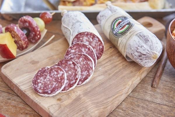 Salame Cacciatore Dop: export 2018 a +7%