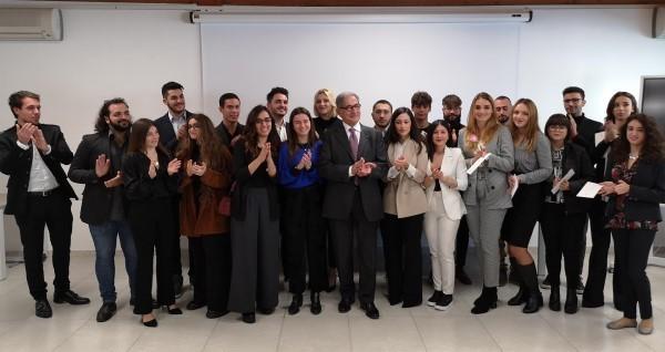 La Fondazione Megamark premia i giovani talenti con 35 borse di studio