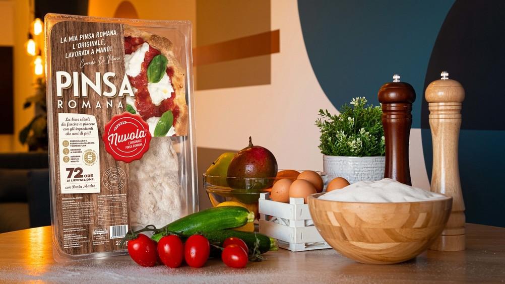 Pinsa Romana che passione, poche calorie e tanto gusto!