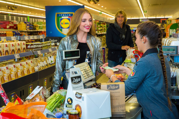Lidl Italia avvia un progetto di product placement integrato