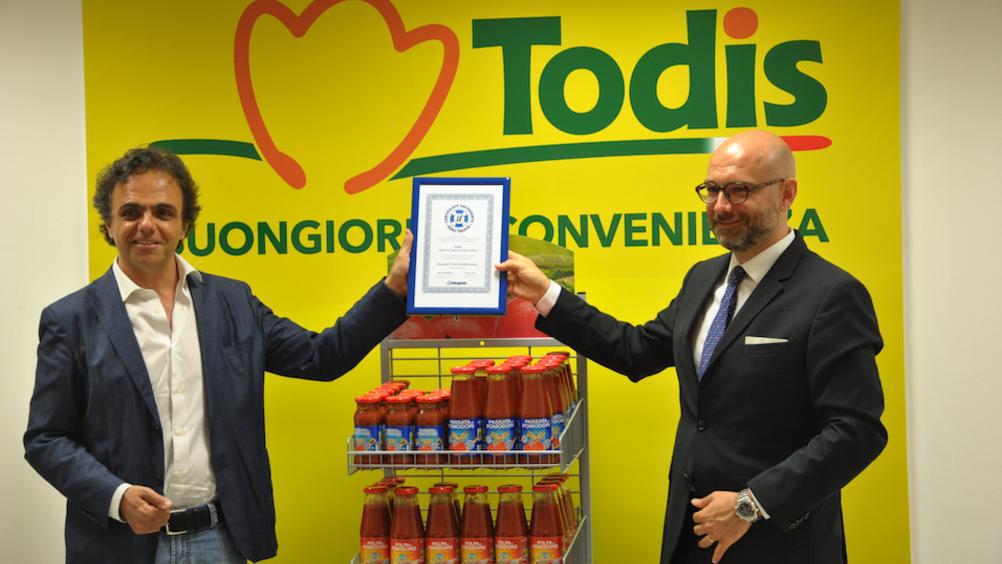 Todis ottiene la certificazione Zero Truffe de Il Salvagente