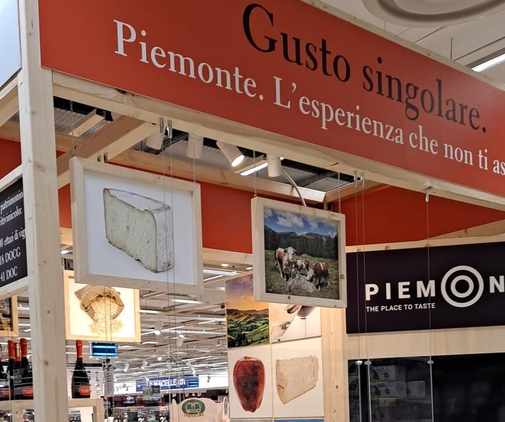 Regione Piemonte e Carrefour per la promozione dei prodotti regionali