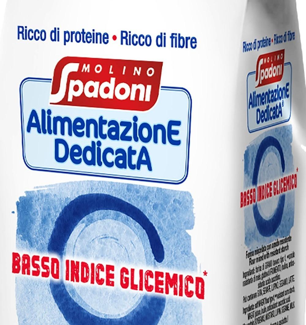Molino Spadoni: sì al  nuovo preparato a basso indice glicemico