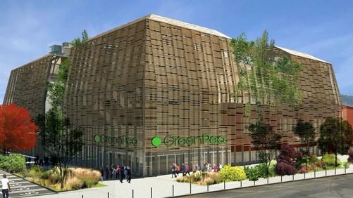 A Torino apre Green Pea: 15.000 mq di sostenibilità
