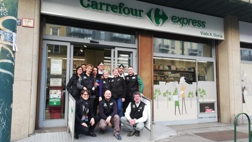 Carrefour: al via in Lombardia il cambio insegna di 27 punti vendita ex Auchan