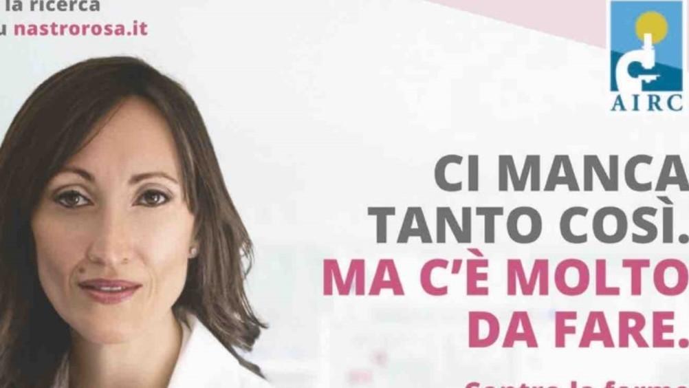 Gruppo Gabrielli: cresce il sostegno al Nastro Rosa Airc