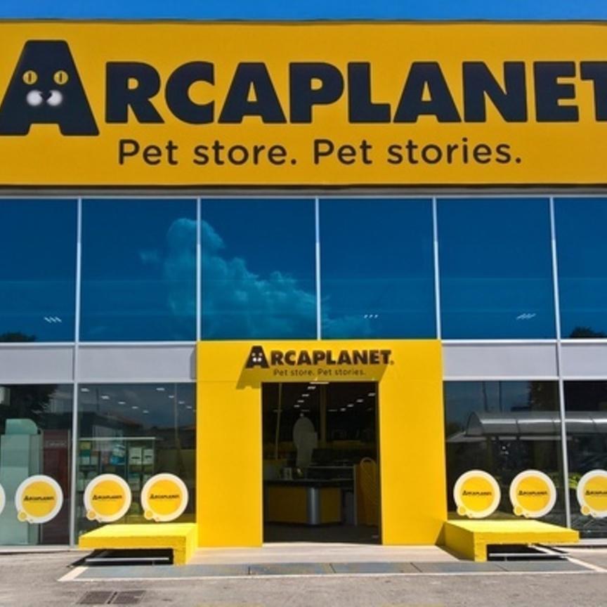 Arcaplanet supera l'obiettivo dei 200 punti vendita
