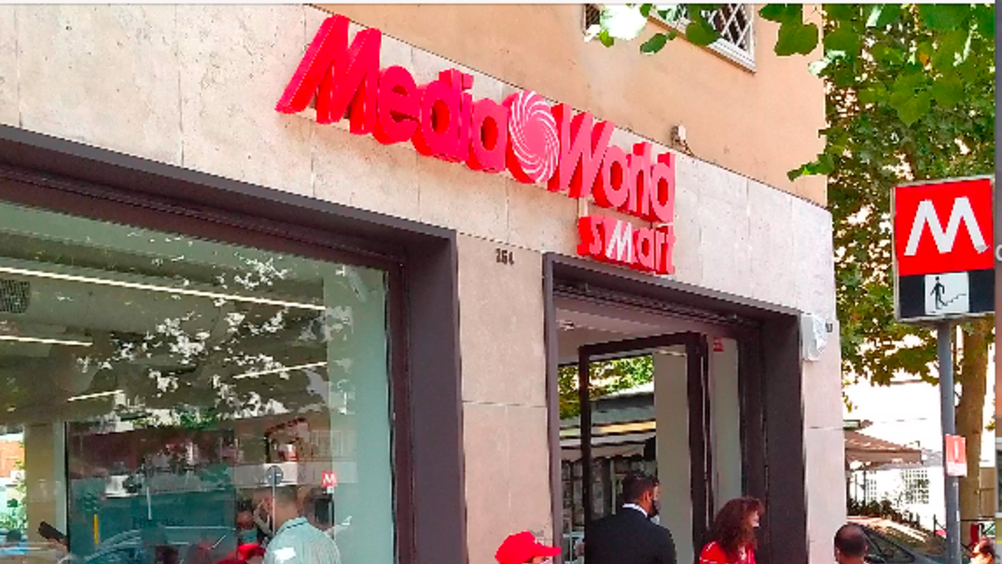 """MediaWorld inaugura a Roma il punto vendita """"smart"""""""