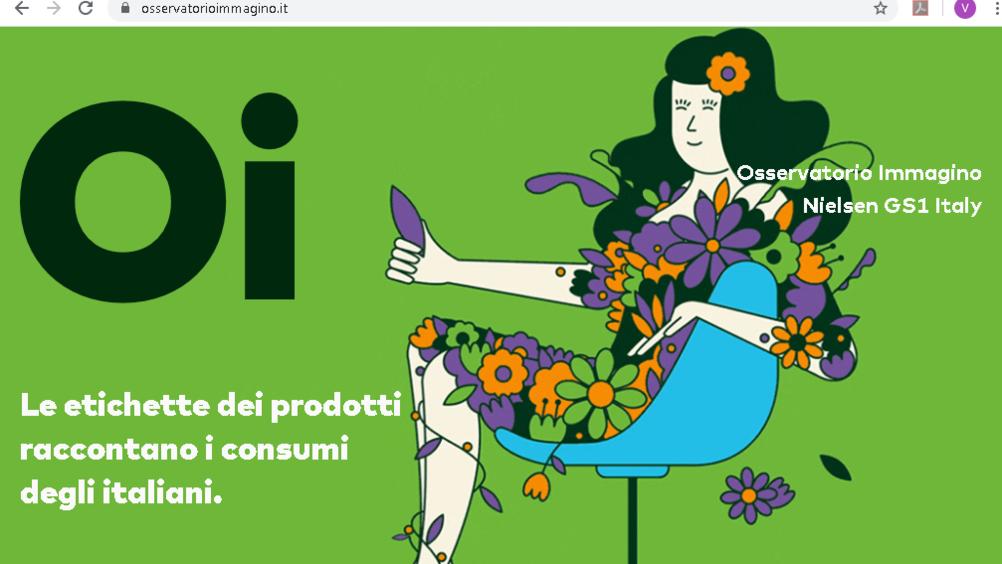Osservatorio Immagino: cosa c'è di nuovo sulle etichette dei prodotti venduti in GDO?