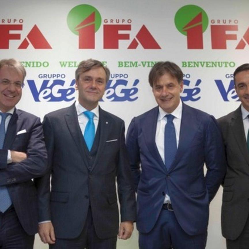 Gruppo VéGé si espande nella Penisola iberica e ritorna internazionale