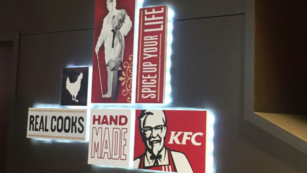 Kentucky Fried Chicken arriva a Curno (BG)