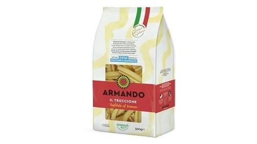 Pasta Armando arricchisce la sua offerta