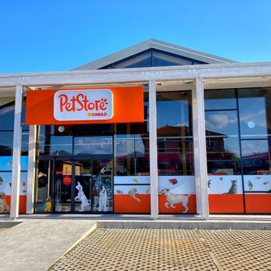 PetStore Conad inaugura in Liguria