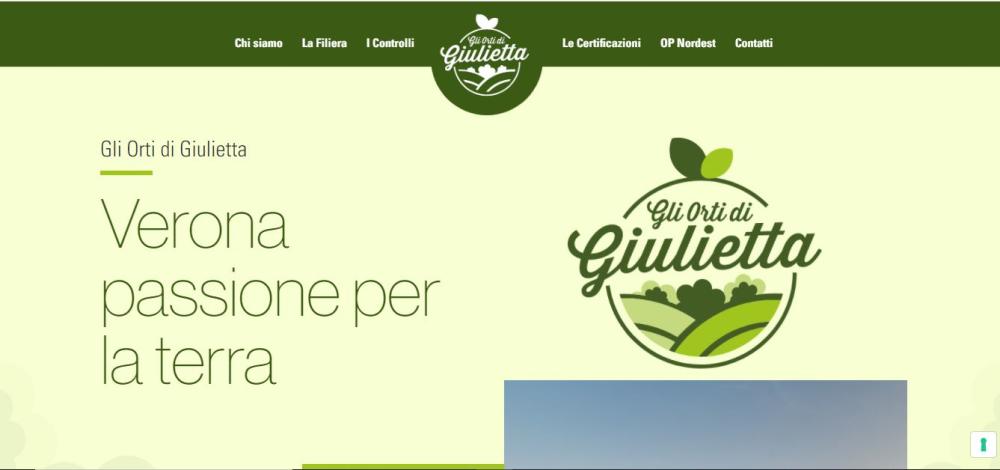 """Gli Orti di Giulietta, il nome """"premium"""" dell'ortofrutta veronese"""