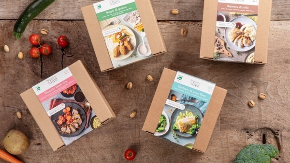 Pam Panorama introduce Alice Meal Kit