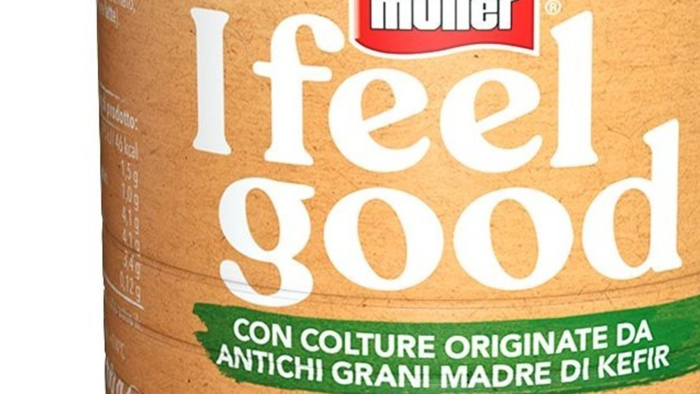 ​Nasce Müller I Feel Good Kefir