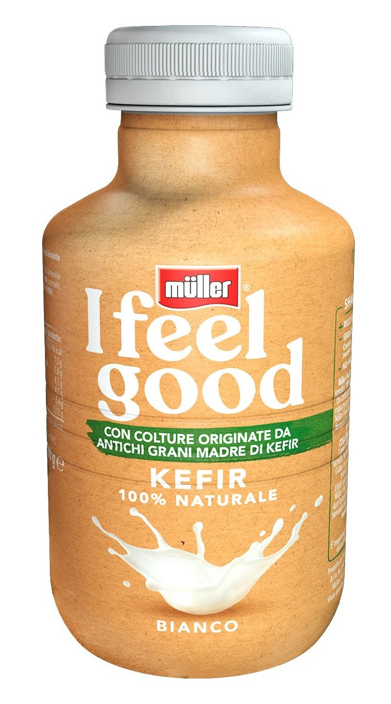 Nasce Müller I Feel Good Kefir