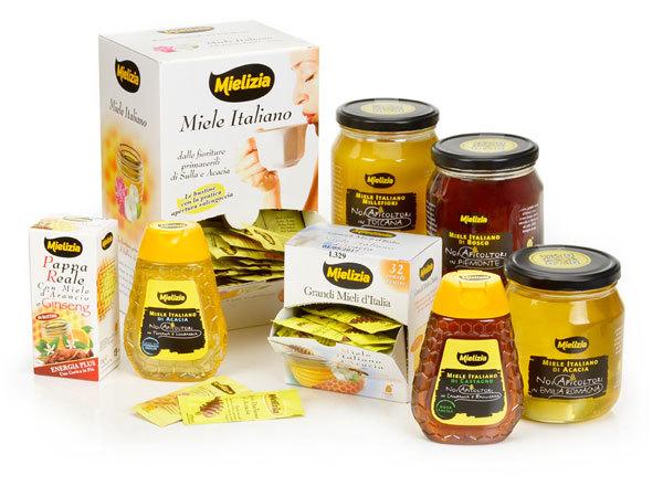 miele monodose  Mielizia propone un'ampia gamma di prodotti per ogni gusto ed ...