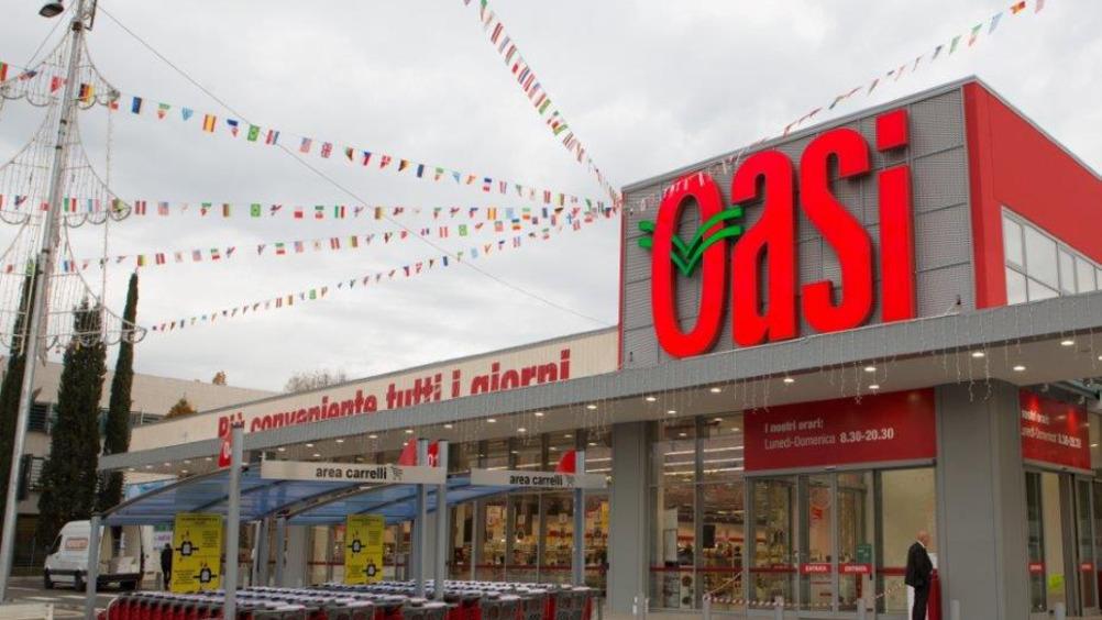 Oasi Perugia: il superstore vicino alla gente