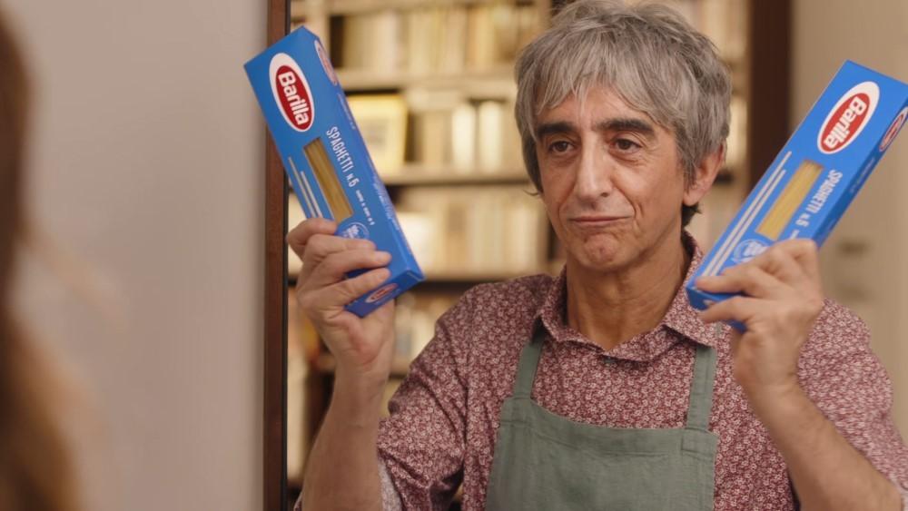 Pasta Barilla raccontata dal cinema italiano
