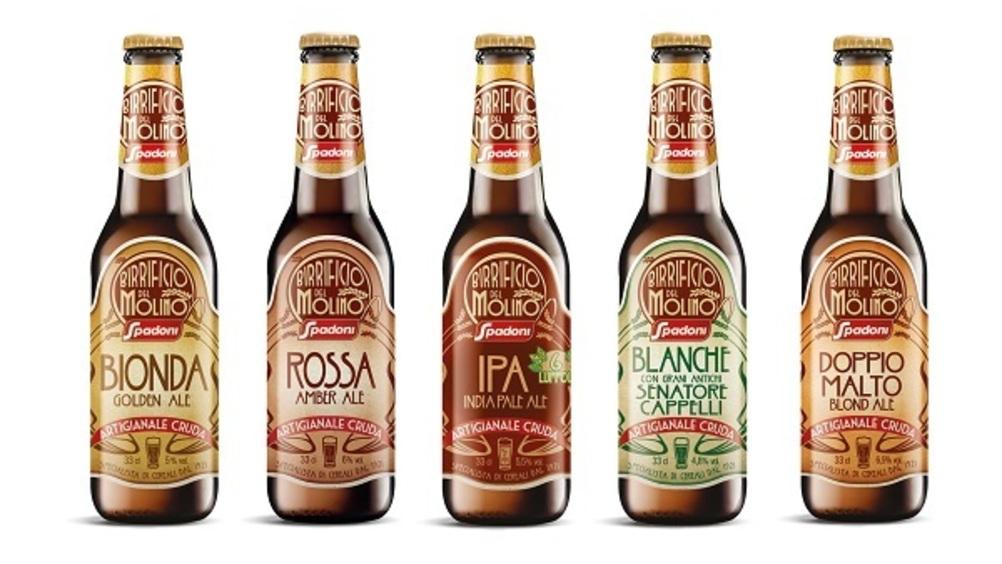 Molino Spadoni debutta nel settore della birra artigianale