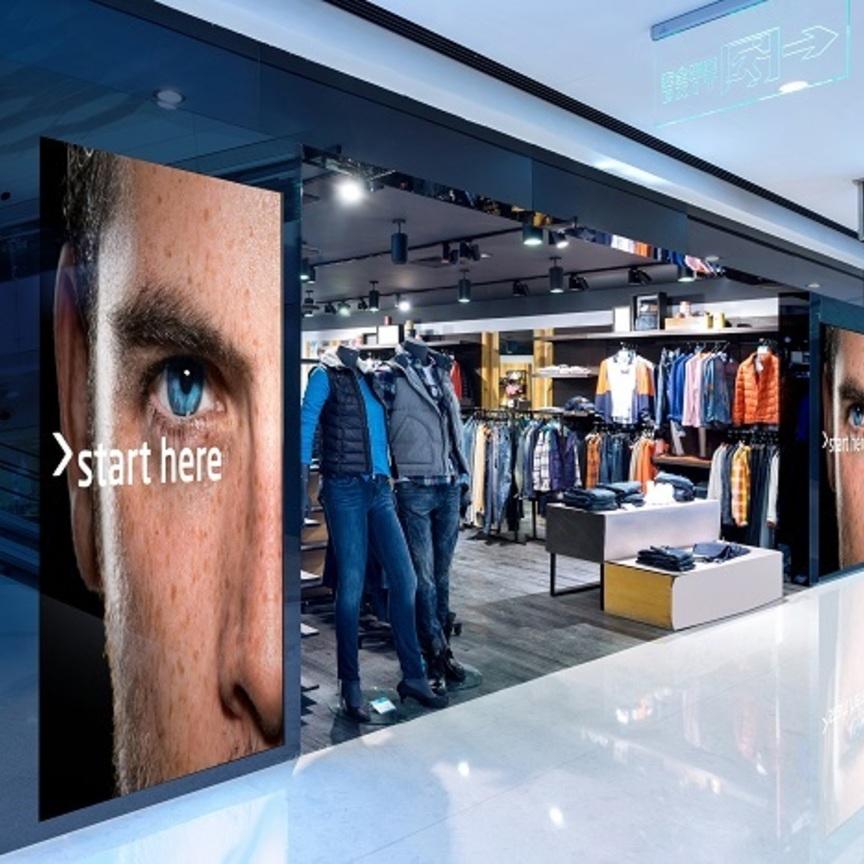 Nec lancia una nuova gamma di soluzioni digital signage per il retail