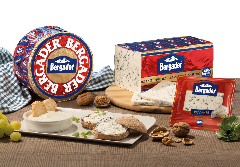Bergader: la montagna nei formaggi, dal 1902