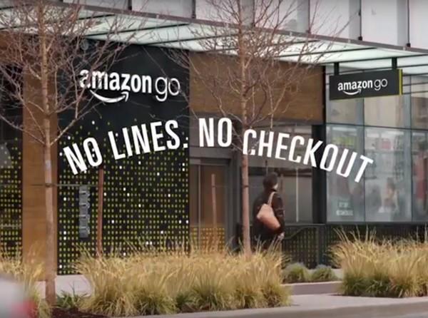 Amazon Go, il supermercato che non c'era, apre a Seattle