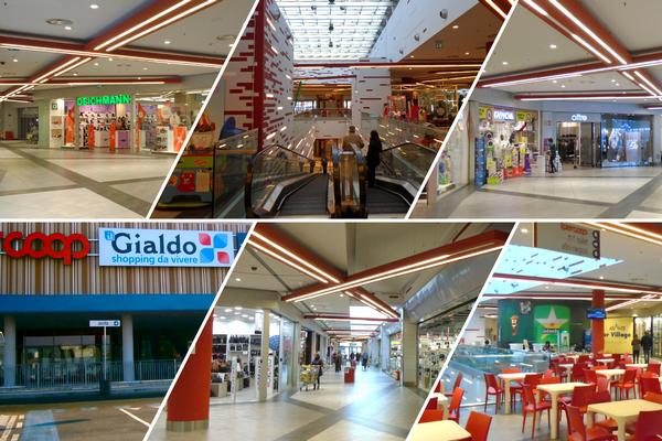 Il centro Il Gialdo passa a European retail fund