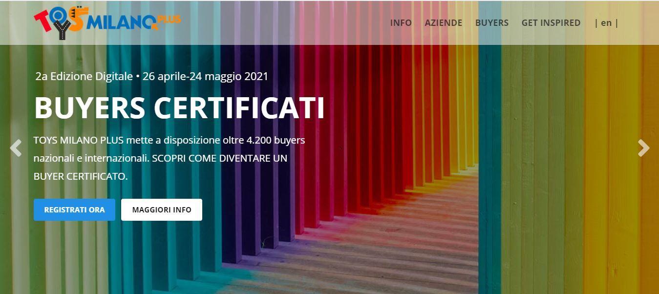 Toys Milano plus: tutto pronto per la 2a edizione