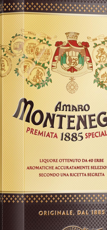 Amaro Montenegro: un'iconica box natalizia
