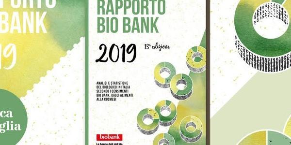 Pubblicato il Rapporto Bio Bank 2019